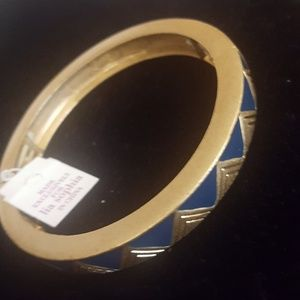 NWT Lia Sophia Stretch Bangle Bracelet